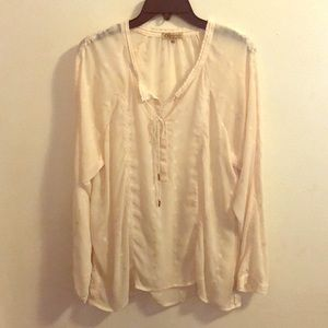 Romantic Poet's Blouse